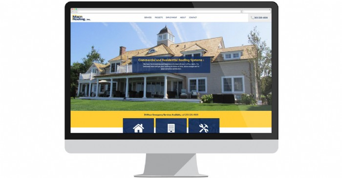 Macri Roofing Reaches New Heights with Website Upgrade