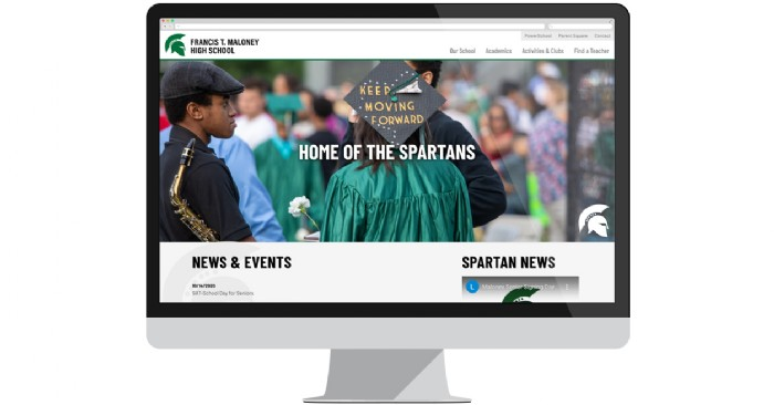 Meriden High Schools Launch New Websites