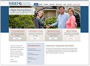 A Newly Developed Website For NREI