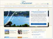 Fairview Gets a New Web Presence