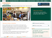 Website Redesign Brings Interactive Features to the Orange Economic Development Corp.