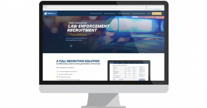 PoliceApp Law Enforcement Recruiting Launches New Sales Website