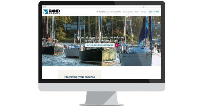 Rand Insurance Launches New Website for Personal and Business Insurance