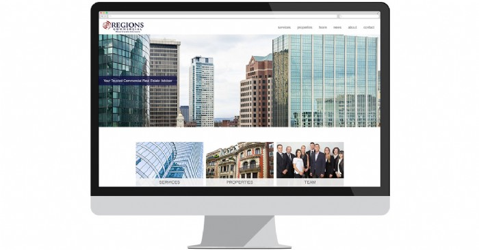 Regions Commercial Real Estate Advisors Launches New Website