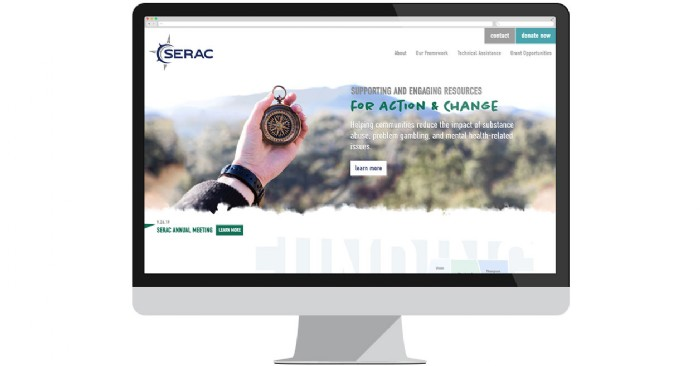 SERAC Launches New Website to Promote Behavioral Health in Eastern CT