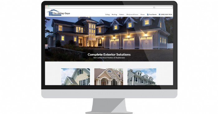 The Siding Guys Raise Their Profile with New Website