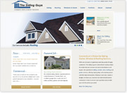 The Siding Guys Website Gets a Renovation