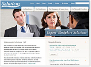 Solutions EAP's Professional Website Makeover