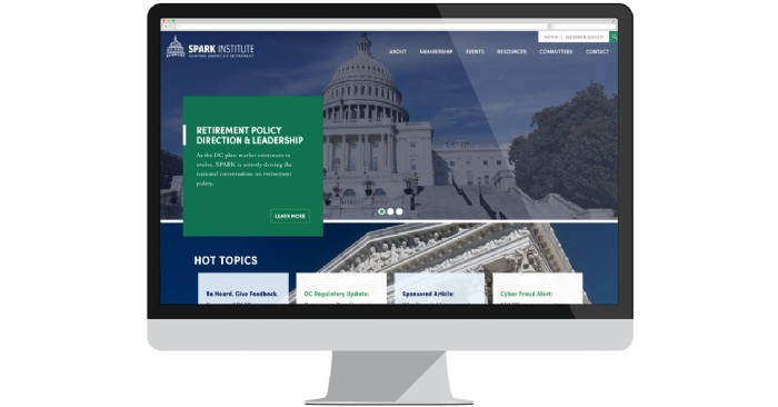 SPARK Institute Launches New Website for Retirement Plan Advocacy