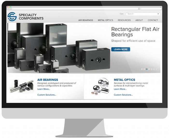 New Redeveloped Site for Specialty Components