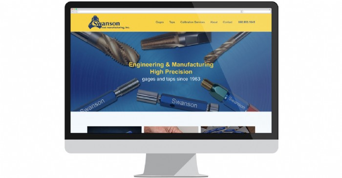 Swanson Tool Manufacturing Launches New Website