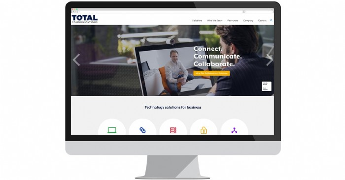 Total Communications Launches New Website