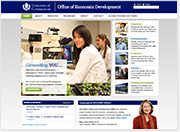 Presenting UCONN OED's New Website