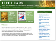 West Hartford LifeLearn Launches Online Registration for K-12 Summer Program