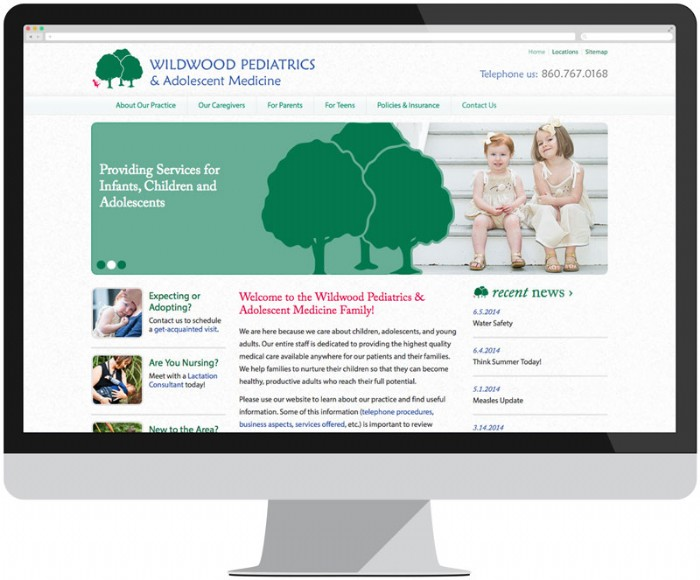 Wildwood Pediatrics Gets a New Website