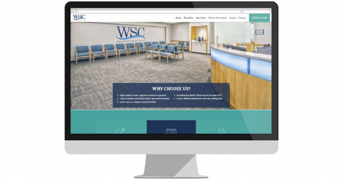 Waterbury Surgery Center Launches New Website