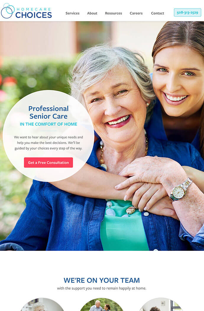 Homecare Choices